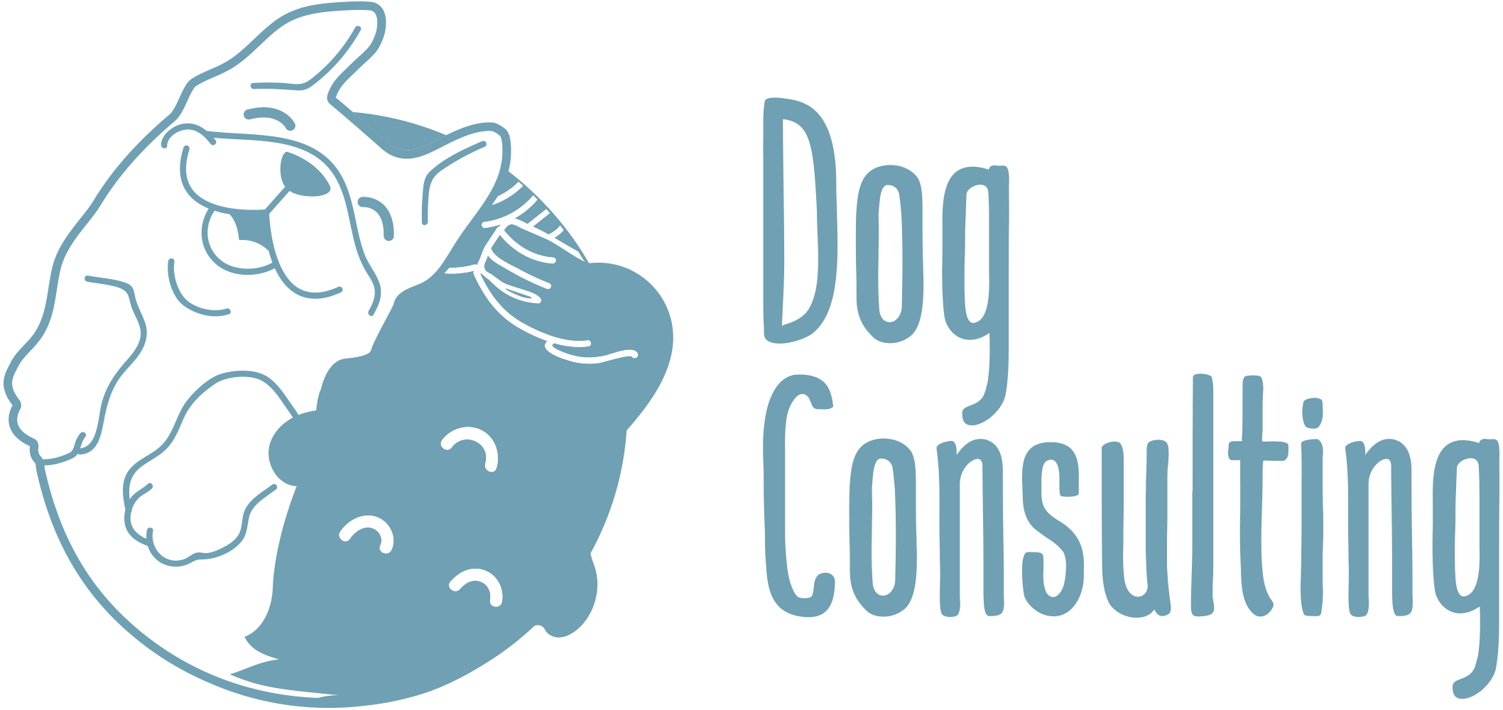 logo dog consulting